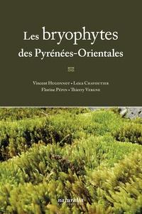 Vincent Hugonnot et Leica Chavoutier - Les bryophytes des Pyrénées-Orientales.