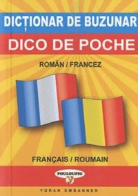 Vincent Ilutiu - Dico de poche roumain-français et français-roumain.