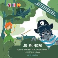 Vincent Jarvin et Tristan Jaudeau - Les aventures de Jo Bonobo, Prisca Orca, et leurs amis Tome 1 : Jo bonobo... N'a plus de cabane.