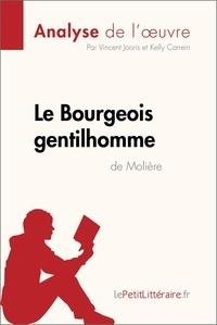 Vincent Jooris et  Kelly Carrein - Le Bourgeois gentilhomme de Molière (Analyse de l'oeuvre) - Comprendre la littérature avec lePetitLittéraire.fr.