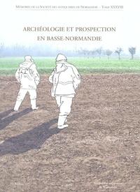 Vincent Juhel - Archéologie et prospection en Basse-Normandie.