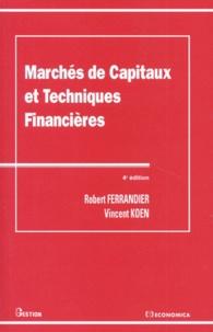 MARCHES DE CAPITAUX ET TECHNIQUES FINANCIERES. 4ème édition.pdf