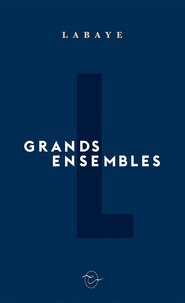 Vincent Labaye - Grands ensembles.