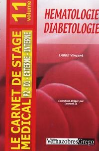 Vincent Labbé - Hématologie Diabétologie.