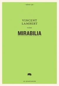 Vincent Lambert - Mirabilia.