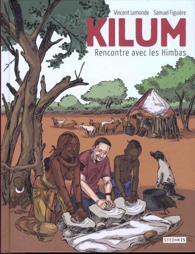Kilum. Rencontre avec les Himbas