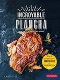 Vincent Leonetti - Incroyable plancha - Plus de 40 recettes conviviales et ensoleillées.