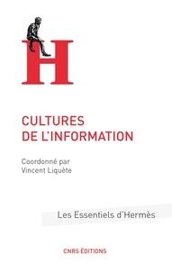 Vincent Liquète - Cultures de l'information.