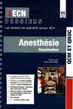 Vincent Liu et Julien Vaccaro - Anesthésie Réanimation.