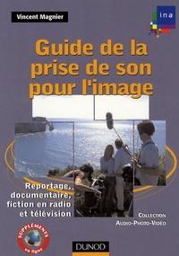 Guide de la prise de son pour limage - Reportage, documentaire, fiction en radio et télévision.pdf