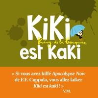Vincent Malone - Kiki, king de la banquise  : Kiki est kaki.