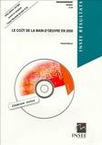 Vincent Marcus - Le coût de la main-d'oeuvre en 2000. 1 Cédérom