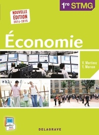 Vincent Martinez et Yann Morvan - Economie 1e STMG.