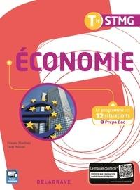 Vincent Martinez et Yann Morvan - Economie Tle STMG.