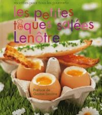 Vincent Mary - Les petites toques salées Lenôtre - Recettes pour tous les gourmets.