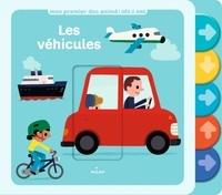Vincent Mathy et Violaine Troffigué - Les véhicules.