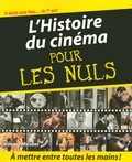 Vincent Mirabel - L'histoire du cinéma.