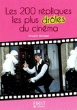 Vincent Mirabel - Le petit livre de répliques les plus drôles du cinéma.