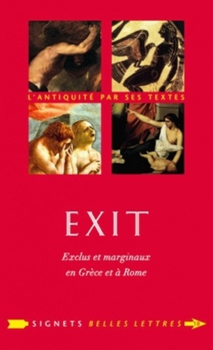 Exit. Exclus et marginaux en Grèce et à Rome