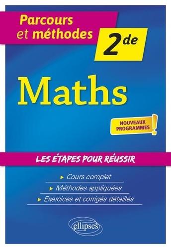Mathématiques 2nd  Edition 2019