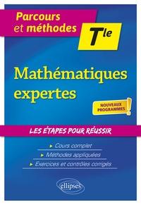 Vincent Obaton - Mathématiques expertes Tle.
