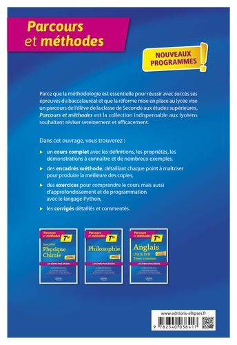Spécialité Maths Terminale  Edition 2020