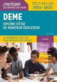 Vincent Pagès - DEME - Tout-en-un - 2021-2022 - Diplôme d'État de Moniteur Éducateur.