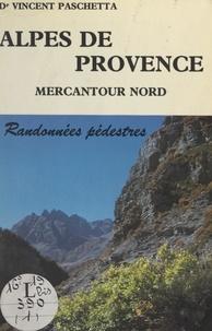 Vincent Paschetta - Alpes de Provence : Mercantour nord, hautes vallées de Ubaye, Verdon, Var-Cians, Bléone, Tinée - Randonnées et escalades faciles.