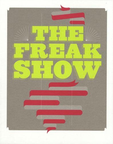 Vincent Pécoil et Olivier Vadrot - The Freak Show.