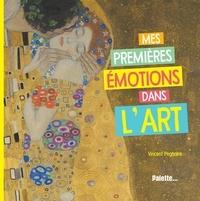 Vincent Péghaire - Mes premières émotions dans l'art.
