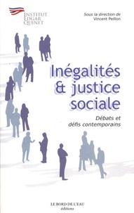 Vincent Peillon - Inégalités & justice sociale.
