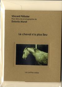 Vincent Pélissier et Dolorès Marat - Le cheval n'a plus lieu.