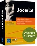 Vincent Perdereau et Christophe Demko - Joomla! - Coffret de 2 livres.