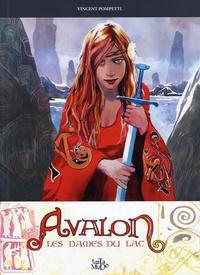 Vincent Pompetti - Avalon - Les dames du lac.