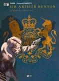 Vincent Pompetti et  Tarek - Sir Arthur Benton Cycle 2 Guerre froide Tome 3 : La Mort de l'Oncle Joe.