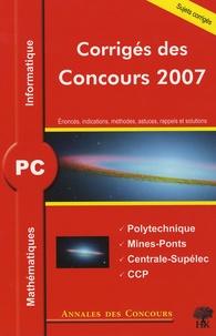 Vincent Puyhaubert - Mathématiques et informatique PC.