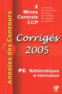 Vincent Puyhaubert et Alexandre Hérault - Mathématiques et Informatique PC.