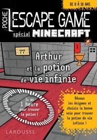 Vincent Raffaitin - Arthur et la potion de vie infinie.