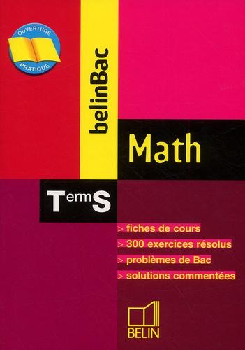Vincent Roubeau et Jacques Barbier - Math Terminale S.