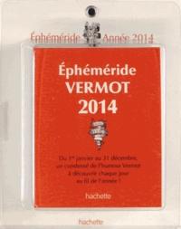 Vincent Rousselet-Blanc - Ephéméride Vermot 2014.