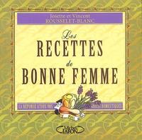 Vincent Rousselet-Blanc et Josette Rousselet-Blanc - .
