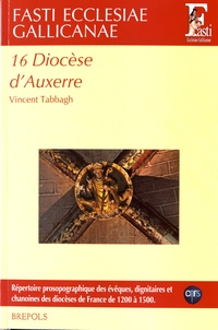 Vincent Tabbagh - Diocèse d'Auxerre.