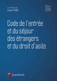 Vincent Tchen - Code de l'entrée et du séjour des étrangers et du droit d'asile.