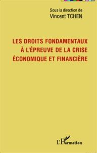 Histoiresdenlire.be Les droits fondamentaux à l'épreuve de la crise économique et financière Image