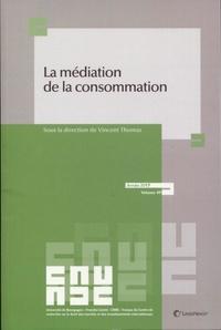 Vincent Thomas - La médiation de la consommation.