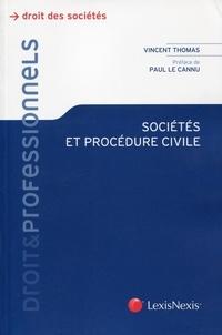 Galabria.be Sociétés et procédure civile Image