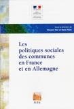 Vincent Viet - Les politiques sociales des communes en France et en Allemagne.