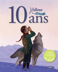 Vincent Villeminot et Ariane Delrieu - 10 histoires pour mes 10 ans. 1 CD audio