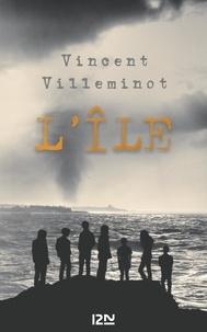 Vincent Villeminot - L'île.