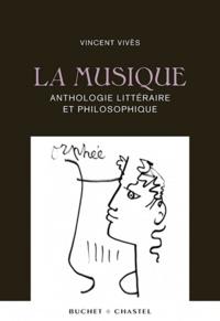 Checkpointfrance.fr La musique - Anthologie littéraire et philosophique Image